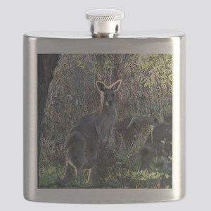 Red Hill Kangaroos Flask