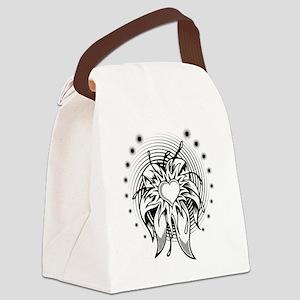 00079_Wedding Canvas Lunch Bag
