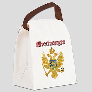 Montenegro designs Canvas Lunch Bag