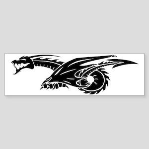 00052_Dragon Sticker (Bumper)