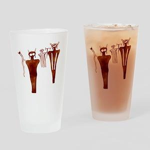 Sego Aliens Drinking Glass