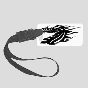 00010_Dragon Small Luggage Tag