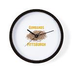 Gumbands Wall Clock