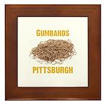 Gumbands Framed Tile