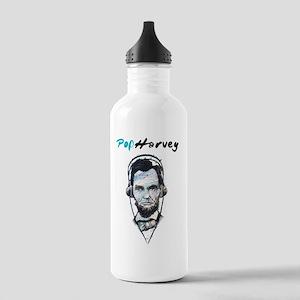 PopHarvey Abraham Linc Stainless Water Bottle 1.0L