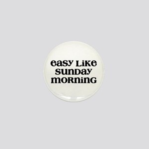 Easy Sunday Mini Button
