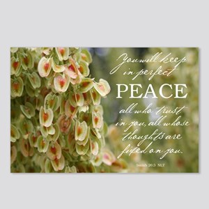 Perfect Peace Postcards (Package of 8)