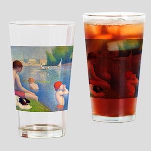 flip_flops Drinking Glass