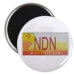 New Mexico NDN Pride Magnet