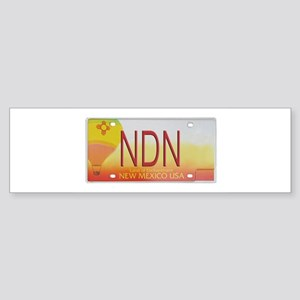 New Mexico NDN Pride Bumper Sticker