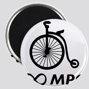 Antique Bicycle Infinity MPG light Magnet
