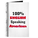 English Speaking American Journal