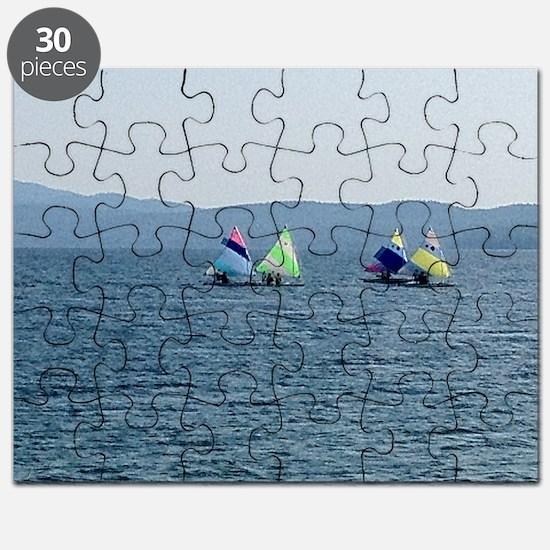 Sailing Race Puzzle
