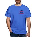 English Speaking American Dark T-Shirt