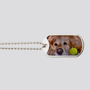 Golden Moment Dog Tags