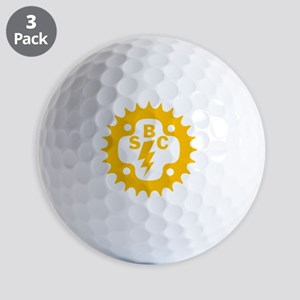 MAIN LOGO FOR SHAZAM Golf Balls