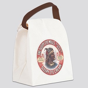CHIEF SLEEPY EYE 2B Canvas Lunch Bag