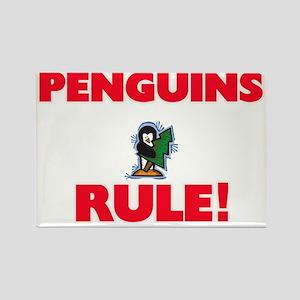 Penguins Rule! Magnets