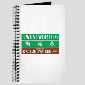 Wentworth Ave., Chicago (US) Journal