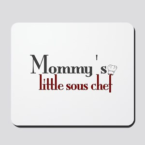 Mommy's Sous Chef Mousepad