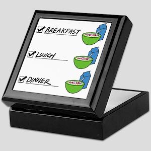 A Nutritionally Balanced Diet - Cerea Keepsake Box
