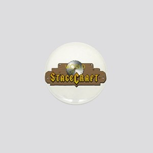 World Of Stagecraft Mini Button