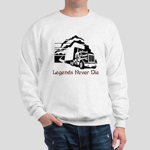 Legends Never Die Sweatshirt