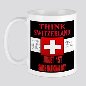 First Of August Mug
