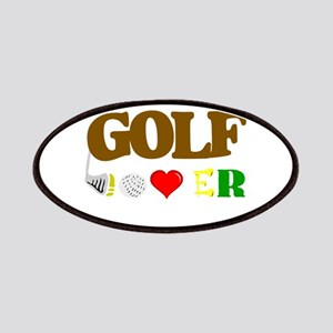 golf lover Patch