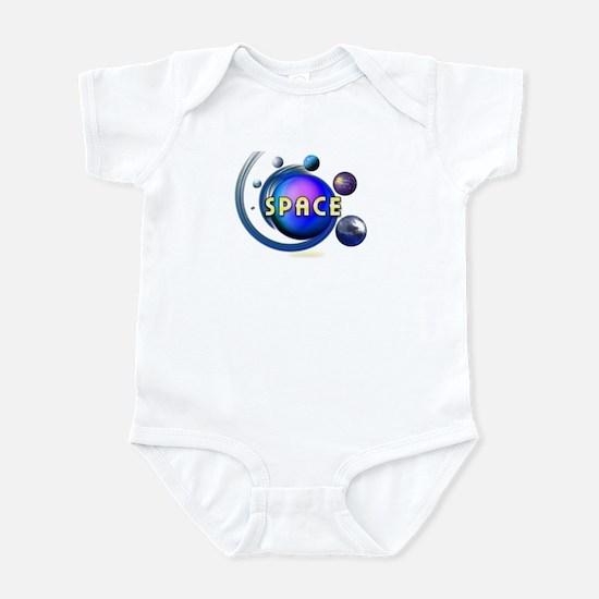 SPACE Infant Bodysuit