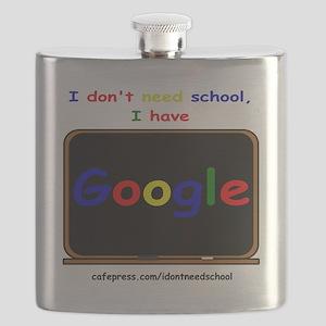 i dont need school Flask