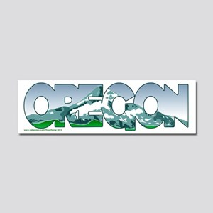 OREGON Car Magnet 10 x 3