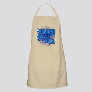 Believe you can Apron