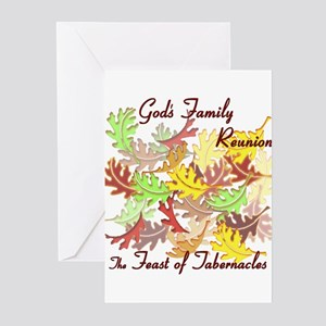 Sukkot greeting cards cafepress feast of tabernacles 2008 greeting cards m4hsunfo