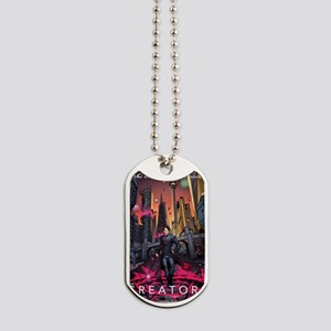 Jag Concept Poster Dog Tags