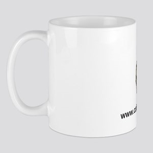 Pencil Back Mug