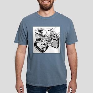 Cutaway Camera T-Shirt