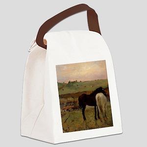 Edgar Degas Canvas Lunch Bag