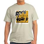 Roy's Pole Removal Light T-Shirt