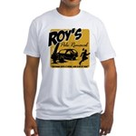 Roy's Pole Removal Fitted T-Shirt