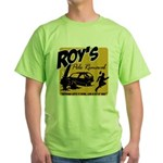 Roy's Pole Removal Green T-Shirt