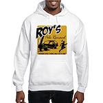 Roy's Pole Removal Hooded Sweatshirt