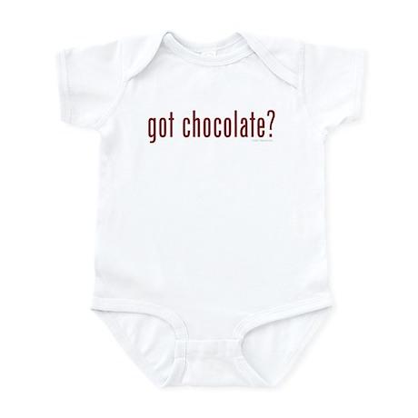 Got Chocolate? Infant Bodysuit