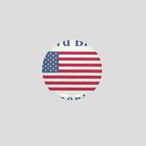 Lord Bless America Mini Button