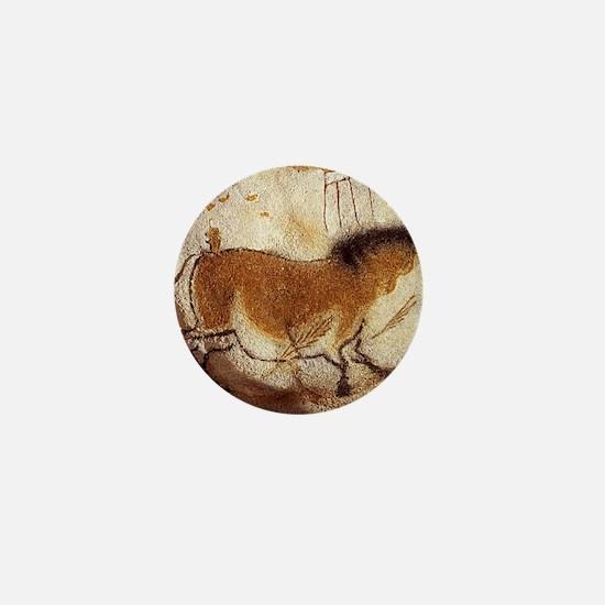 Lascaux Hose Painting Mini Button