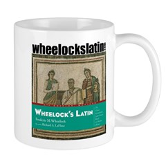 Wheelocks Mug