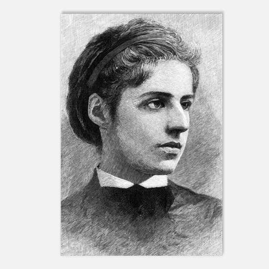 Emma Lazarus 2 Postcards (Package of 8)