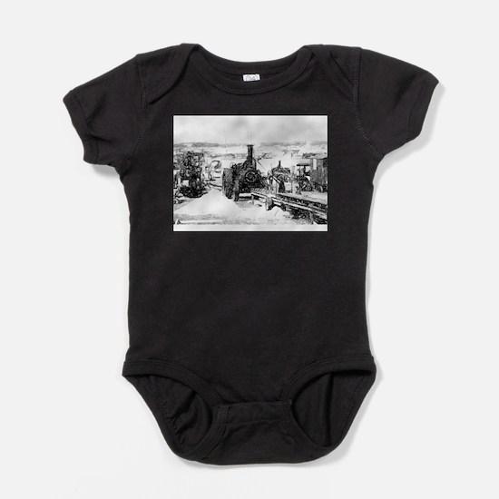 Saw cutting Infant Bodysuit Body Suit