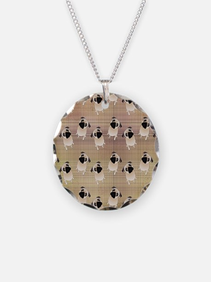 Pug 1 (3) Necklace
