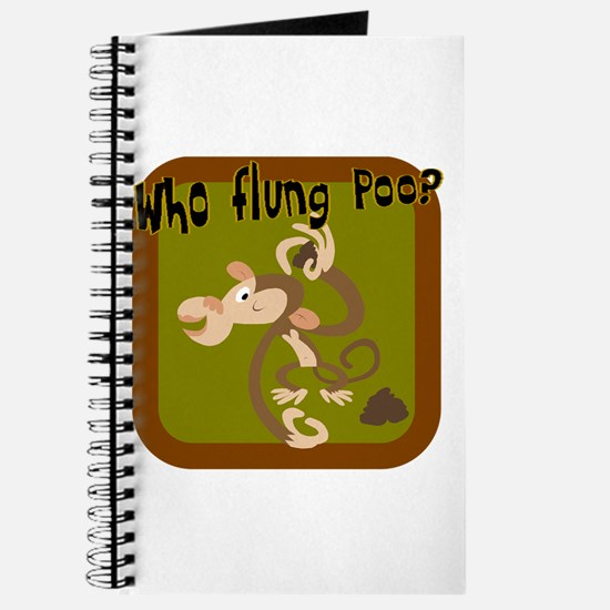 Who Flung Poo? Journal